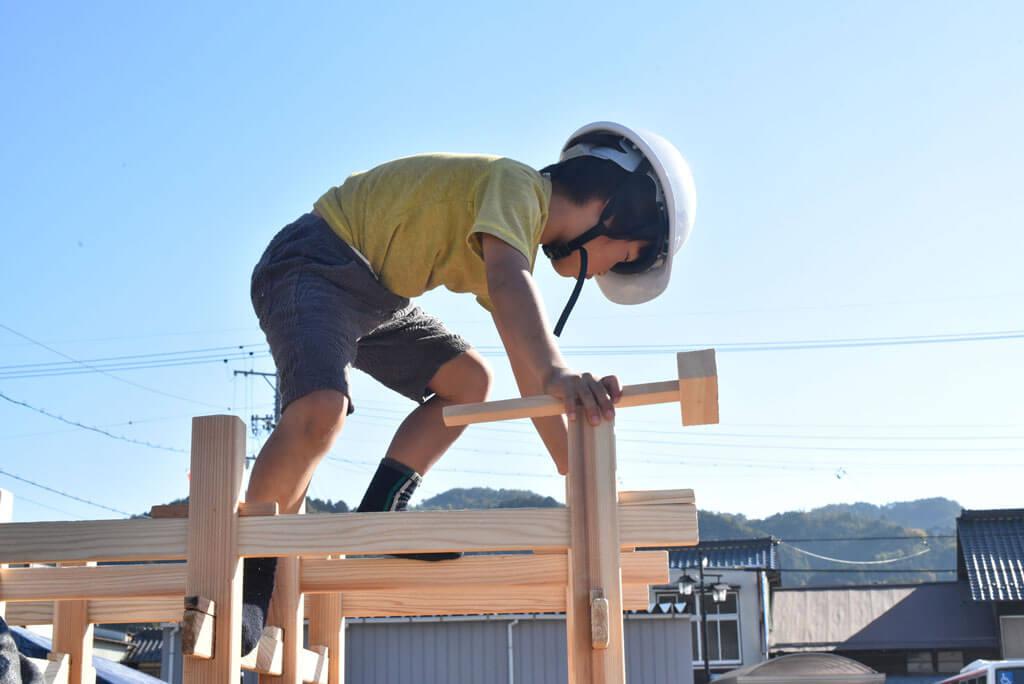 八百津町産業祭にて、くむんだー出展しました。