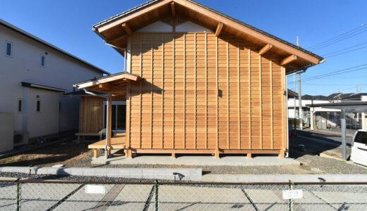 【報告】「東海地域の気候風土適応住宅」完成見学会