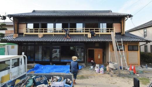 【お知らせ】柳津の民家再生 完成見学会